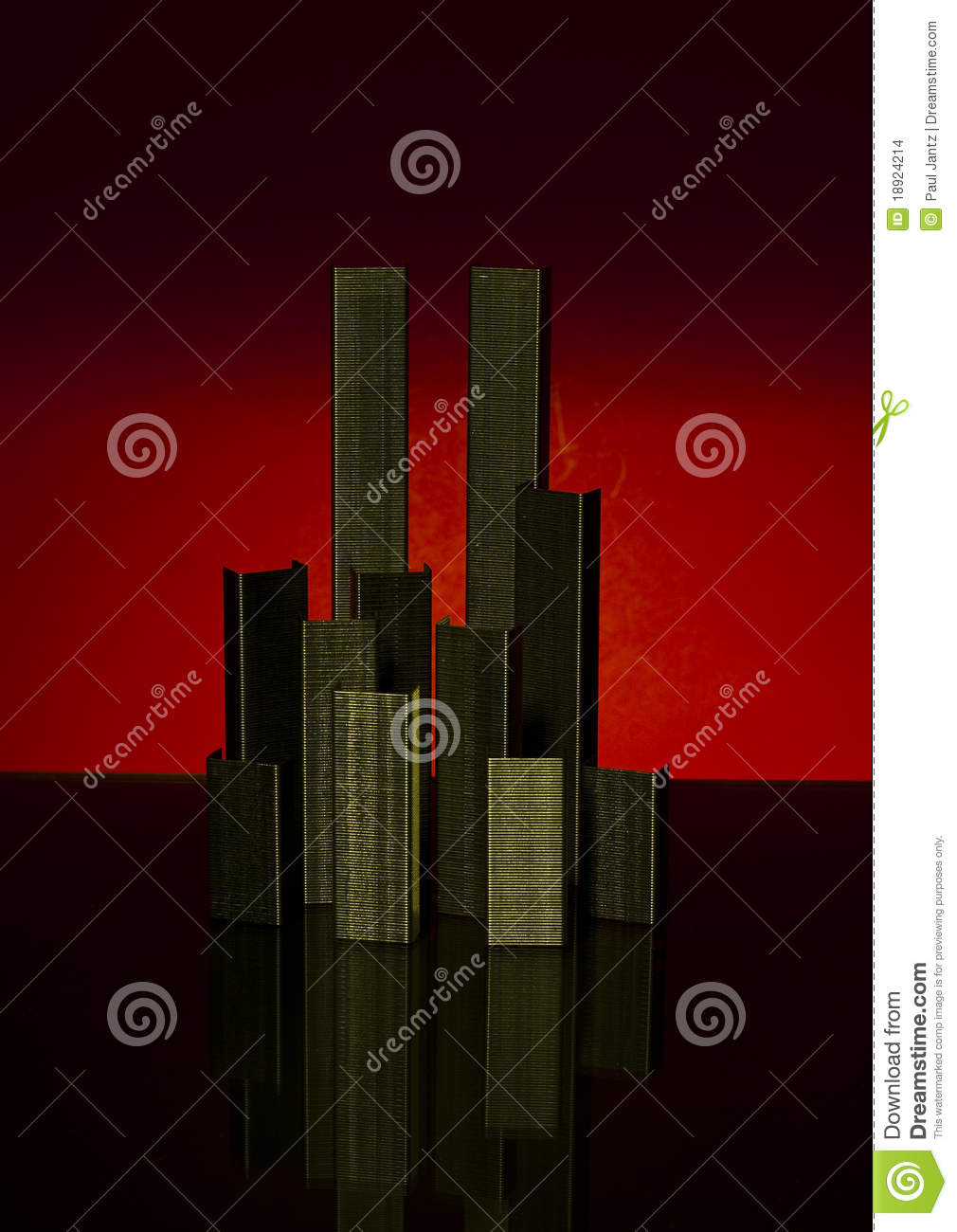 Similar Stock Images Of   Abstract Memorial To 9 11 Terrorist Attack