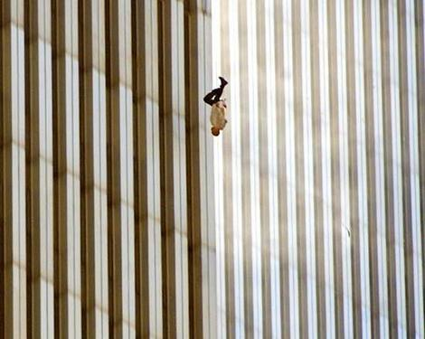 To The Public    Video    Falling Man From 9 11 Terror Attack