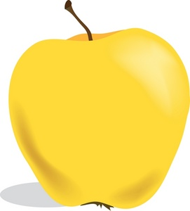 10 Yellow Apple Clip Art   Free Cliparts That You Can Download To You