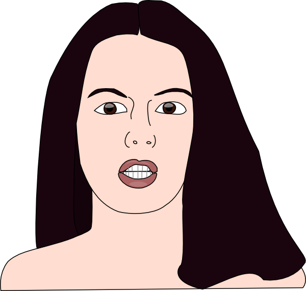 Beautiful Woman Clipart   Clipart Best