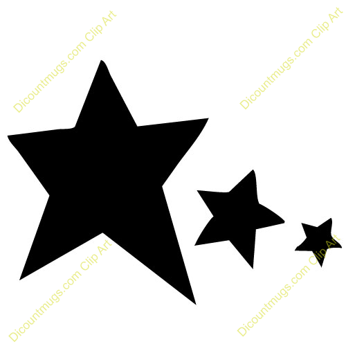 Black Star Clipart - Clipart Suggest