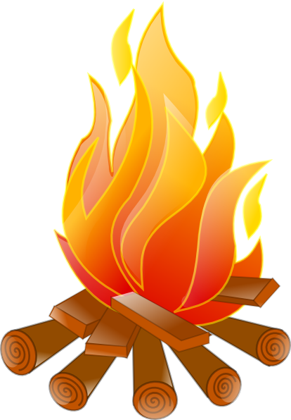 Campfire Clipart Clipart Suggest