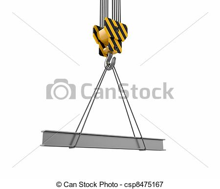Crane Hook With    Csp8475167   Search Eps Clipart Drawings