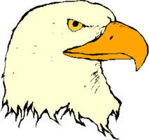 Eagle Head Clipart   Clipart Best