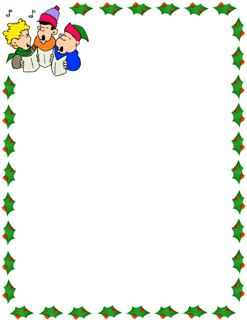Free Christmas Clip Art From The Public Domain