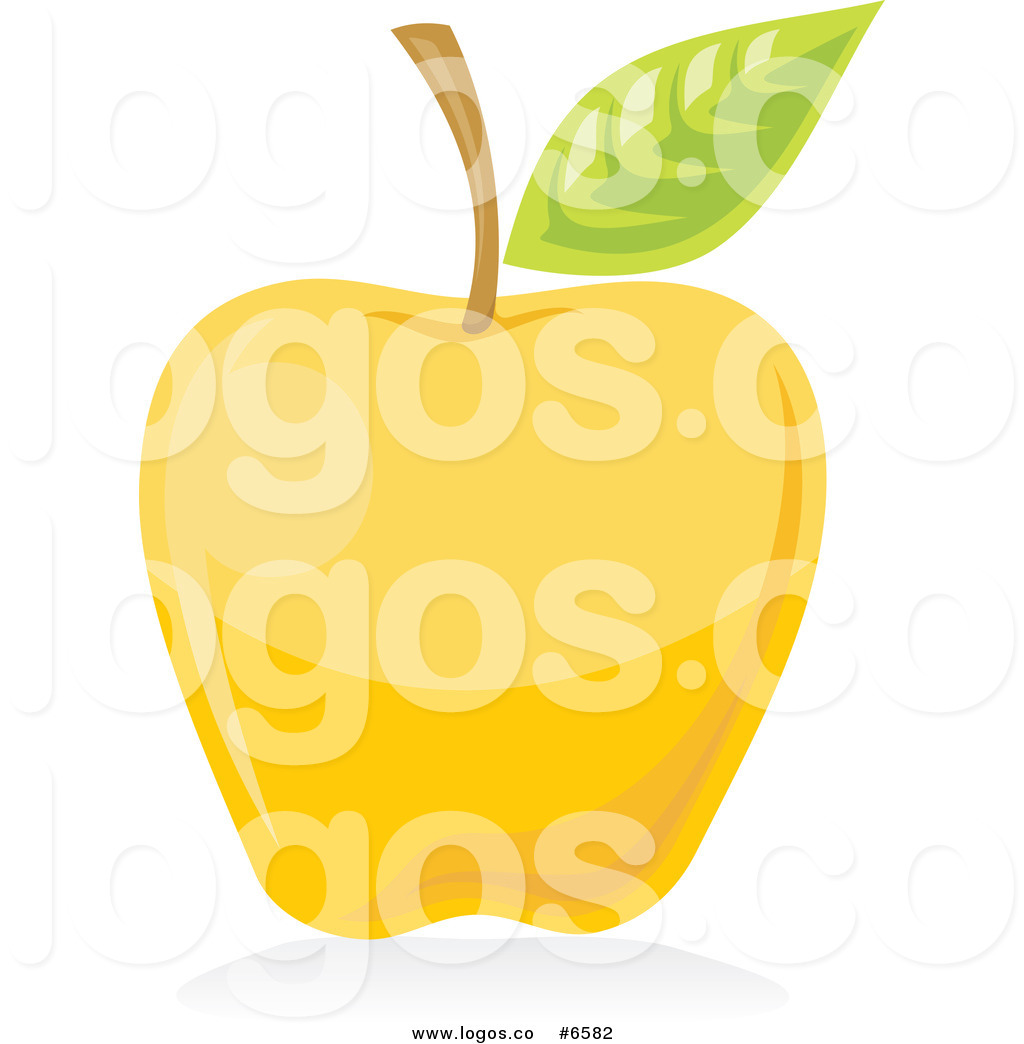 Go Back   Images For   Yellow Apple Clipart