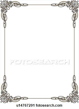 Straight Line Border Clipart - Clipart Kid