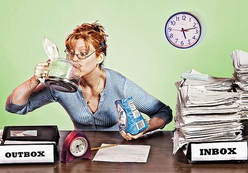 How To Cope With Being Too Busy    Smaggle