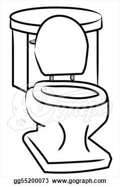 Please Flush Toilet Clipart - Clipart Kid