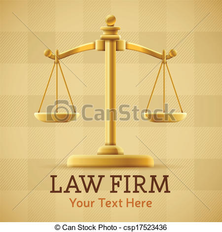 Vectors Of Law Firm Justice Scale   Law Firm Justice Scale Background