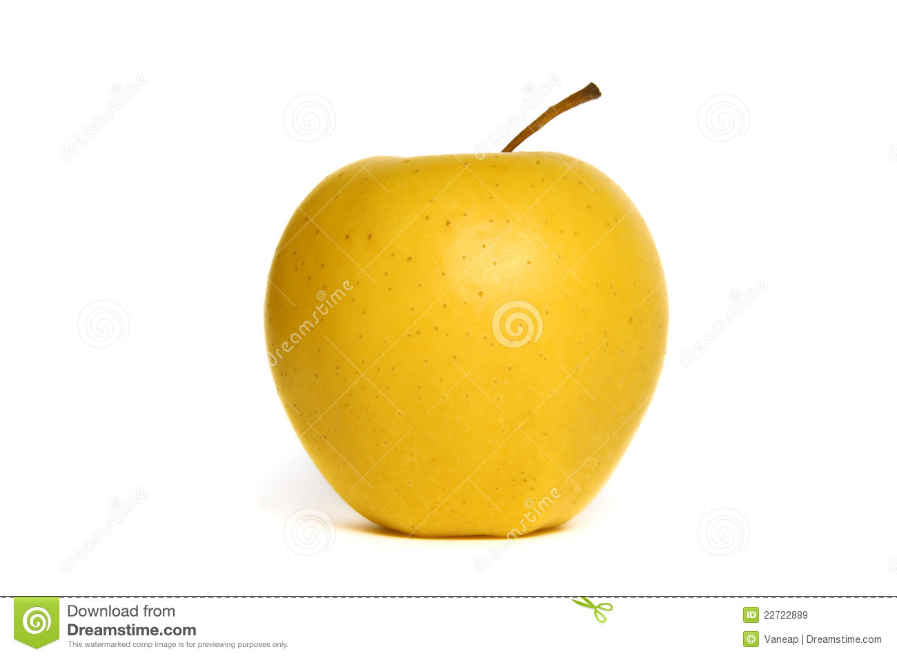 Yellow Apples Clipart Yellow Apple