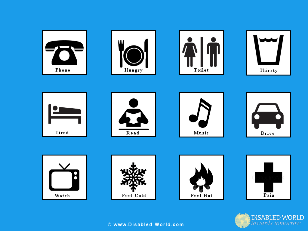 Disability Pictures Clipart Print Ables Wallpaper Signs And Symbols