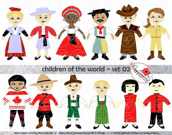 german kids clipart - photo #34