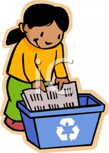 Paper Recycle Clipart - Clipart Kid