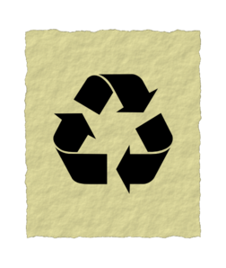 Recycle Paper Clipart - Clipart Kid