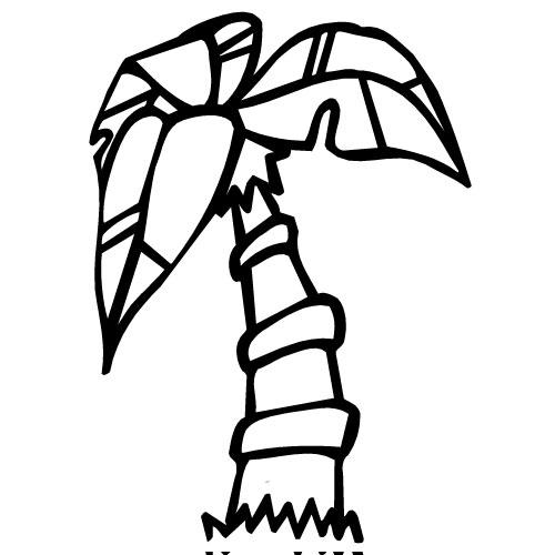 Tree Clip Art Palm Tree Clip Art Palm Tree Clip Art Banana Tree ...