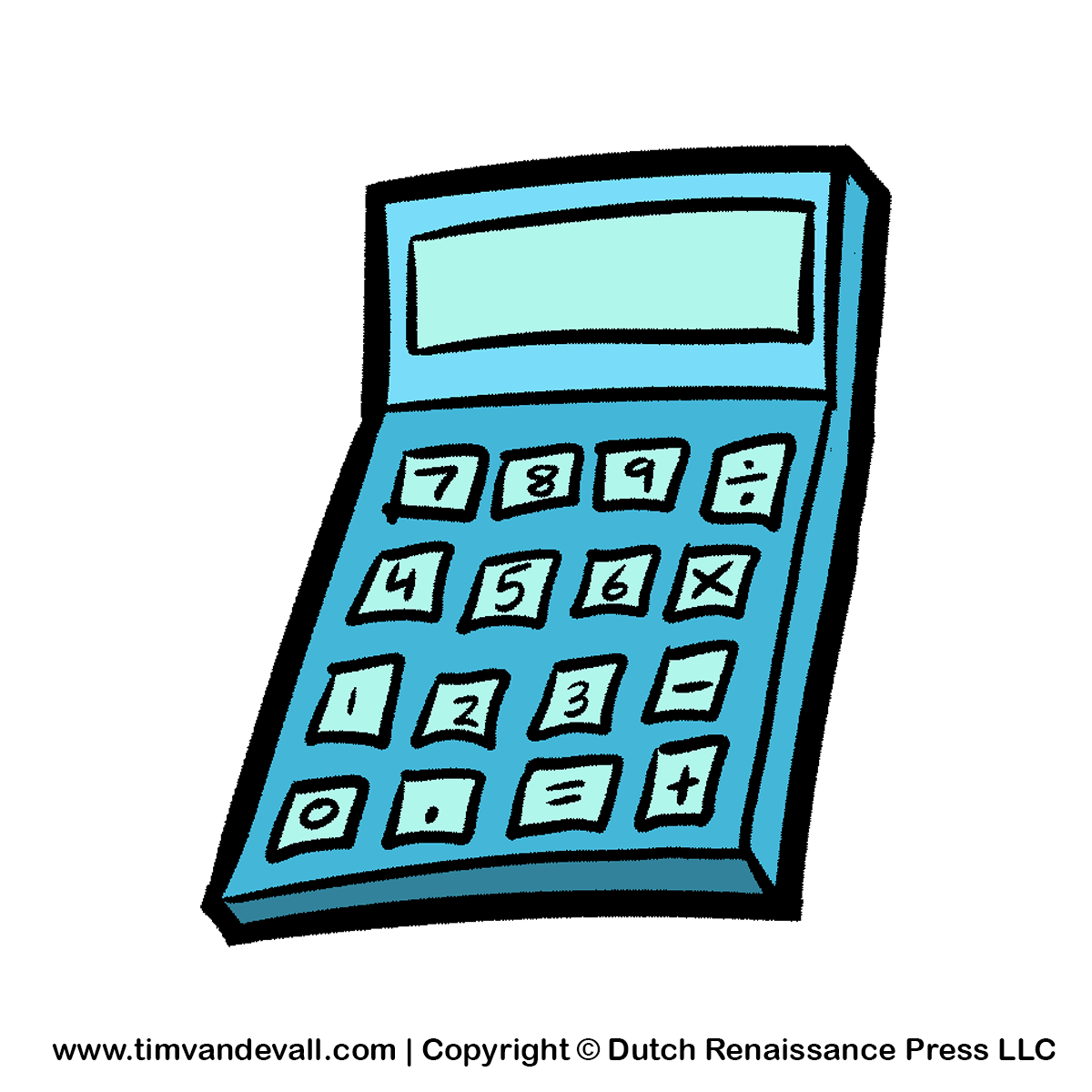 Clip Art Calculator Clip Art cute calculator clipart kid clipart