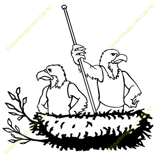 Eagle Nest Clipart Image Search Results