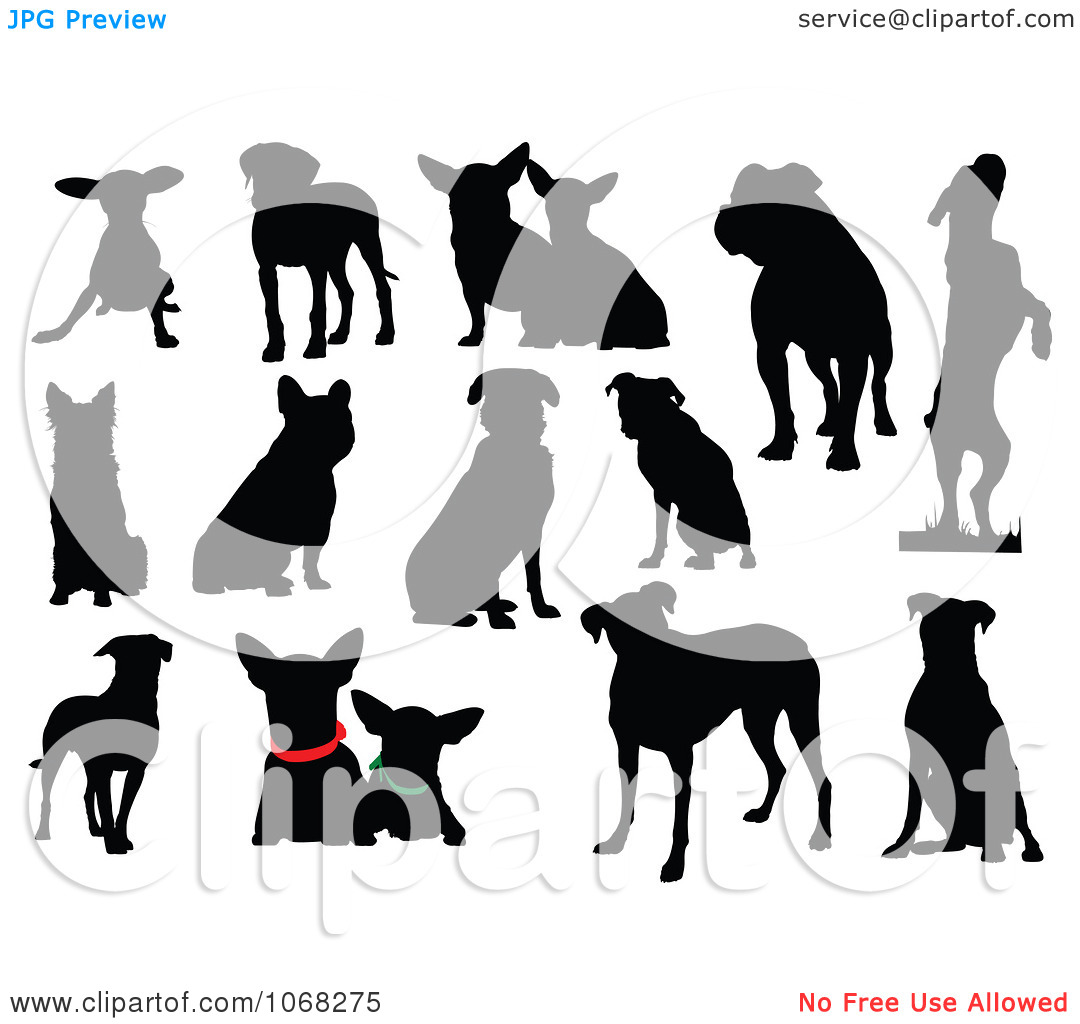 Free Dog Google Free Clipart Images Dogs Silhouette Clipart Graphic