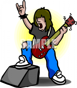 Rock Music Clipart   Clipart Panda   Free Clipart Images