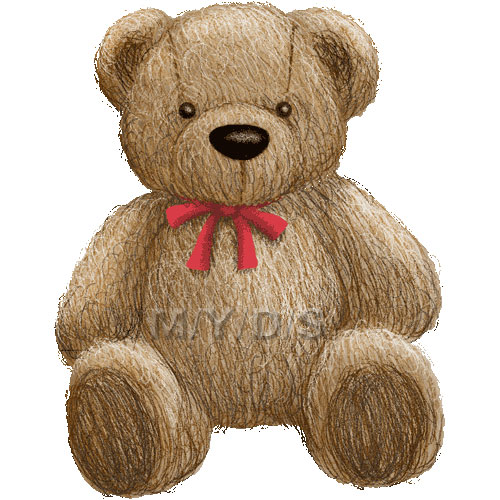 Teddy Bears Stuffed Toy Bears Clipart Picture   Large