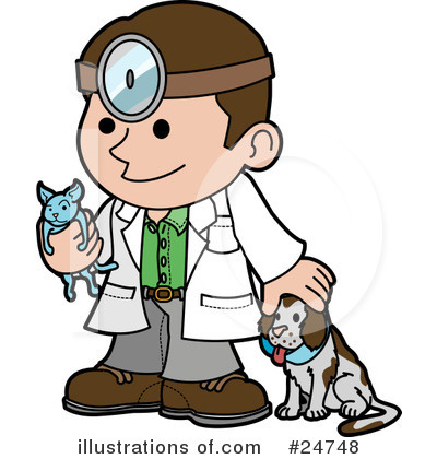 Vet Clipart  24748   Illustration By Geo Images