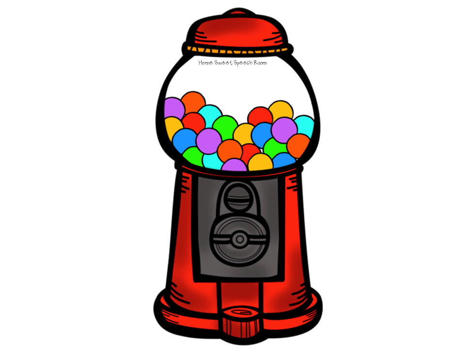 Bubble Gum Machine Clipart   Clipart Best