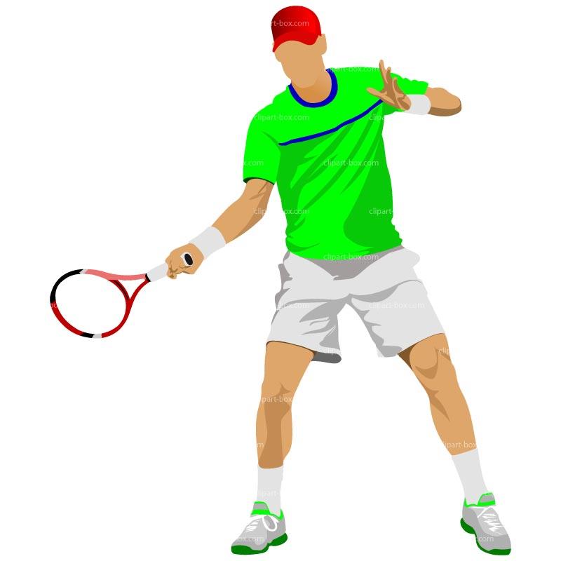 clipart tennis - photo #43