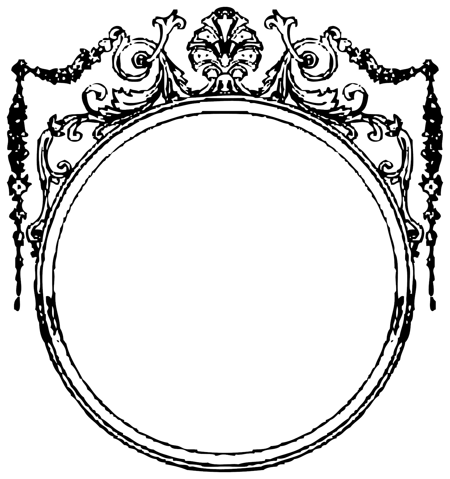 Displaying 18  Images For   Digital Frame Clipart