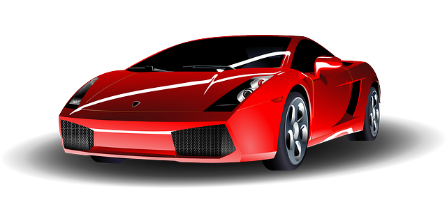 Free To Use   Public Domain Sports Car Clip Art