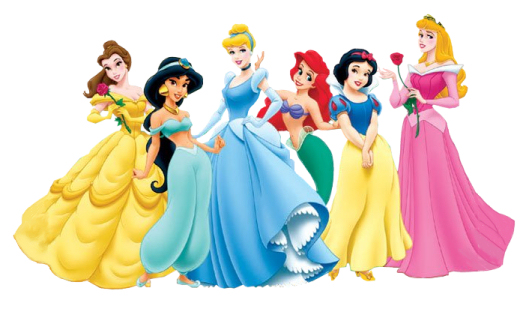Fun Fact  Disney Princesses Never Make Eye Contact With Each Other