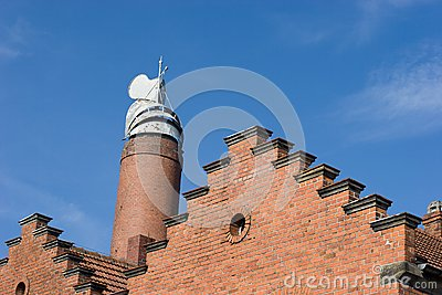Building With Brick Masonry   Historical Brewery Stock Photo   Image