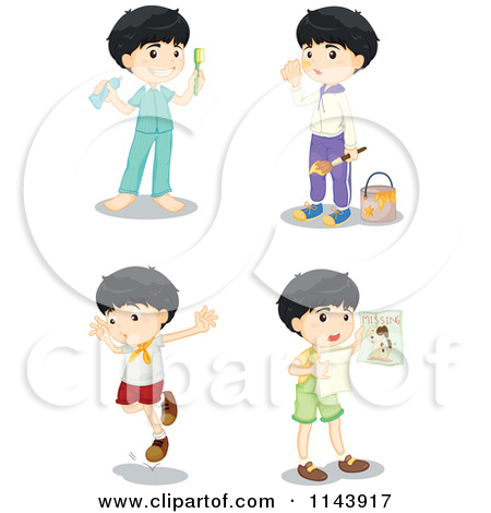 getting ready clipart clipart kid