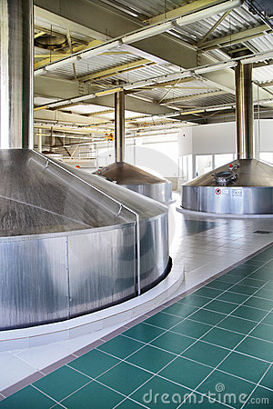 Modern Brewery Royalty Free Stock Photography   Image  14309327