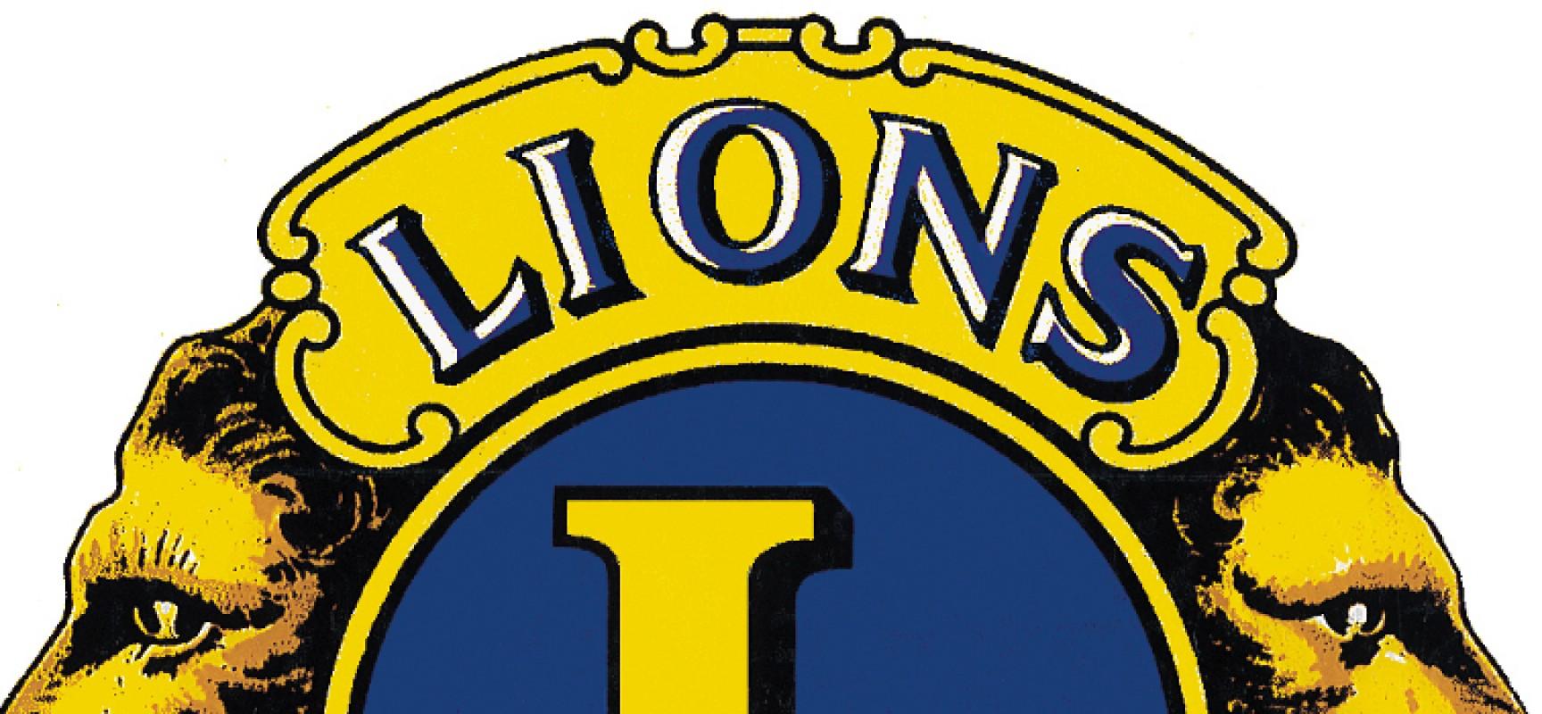 Lions Club Logo Clipart - Clipart Kid