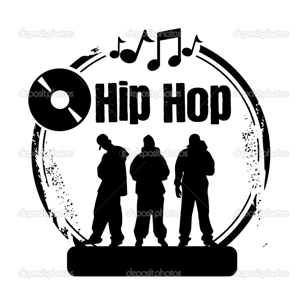 Hip Hop Music Clipart - Clipart Suggest
