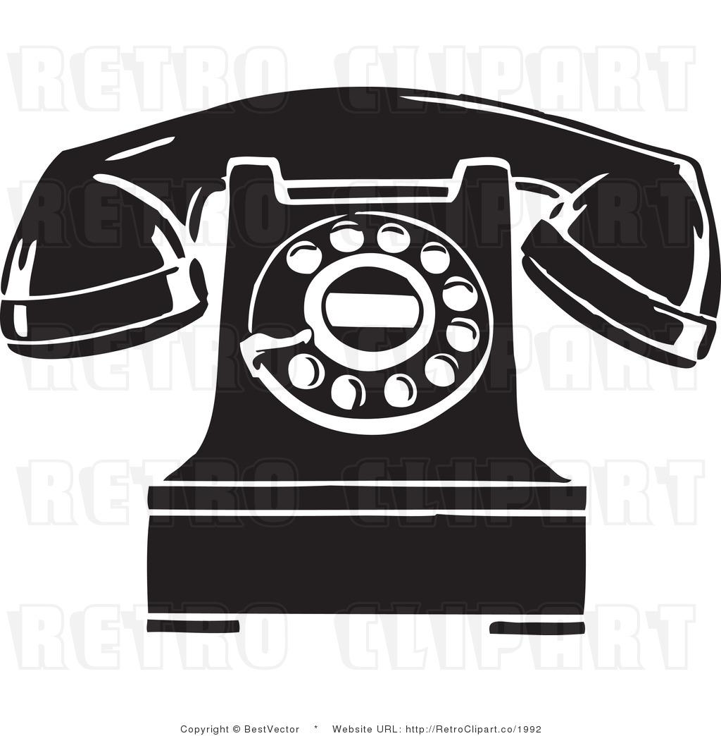 clip art antique phone - photo #31