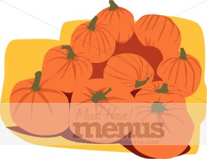 Pumpkin Farm Clipart