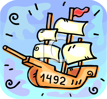 Columbus Day Clipart Clipart Suggest