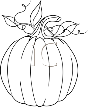 Royalty Free Pumpkin Clip Art Farm Produce Clipart