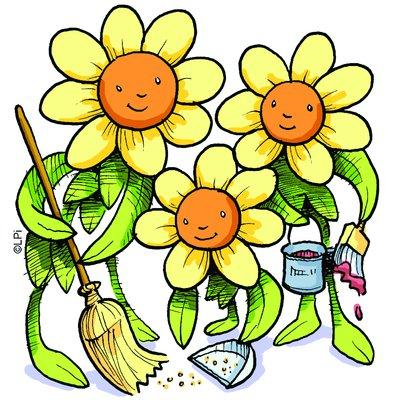 Spring Cleaning Clip Art   Cliparts Co