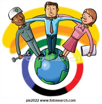 People Working Clipart - Clipart Kid