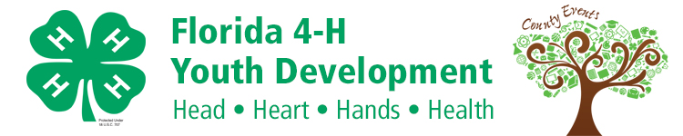 County   District Events   4 H Youth Development