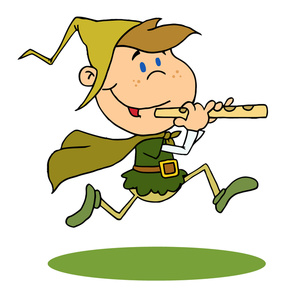 Playing Flute Clipart - Clipart Suggest