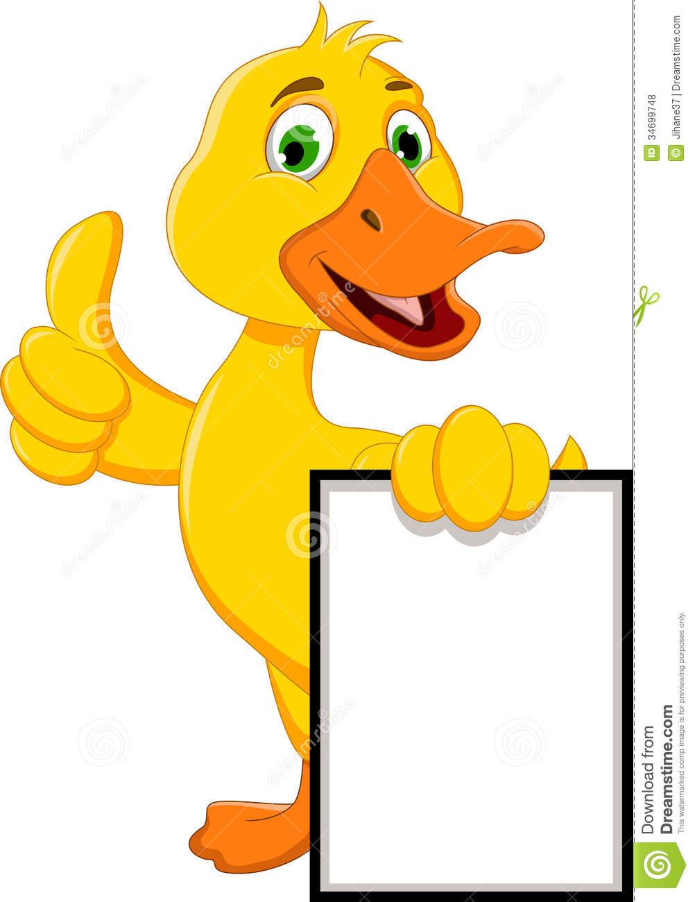 Cartoon Duck Clipart - Clipart Suggest