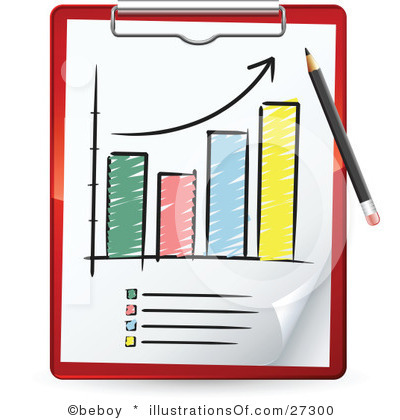 Graph Clipart Royalty Free Bar Graph Clipart Illustration 27300 Jpg
