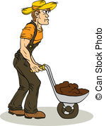 Ground Worker Vector Clipart Royalty Free  174 Ground Worker Clip Art