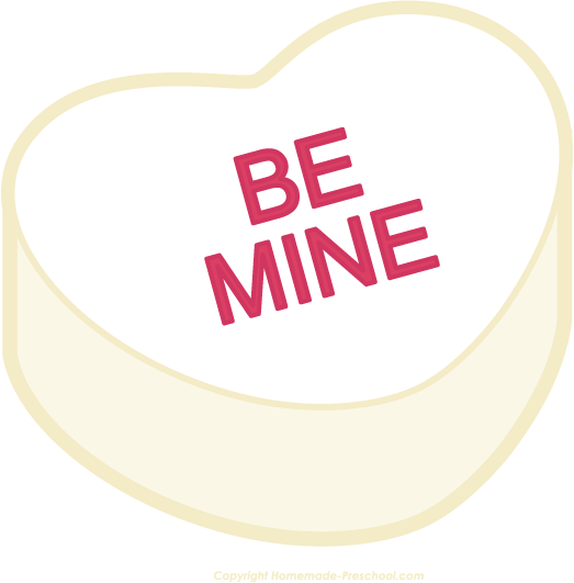 Home Free Clipart Valentine Heart Clipart Valentine Heart Be Mine