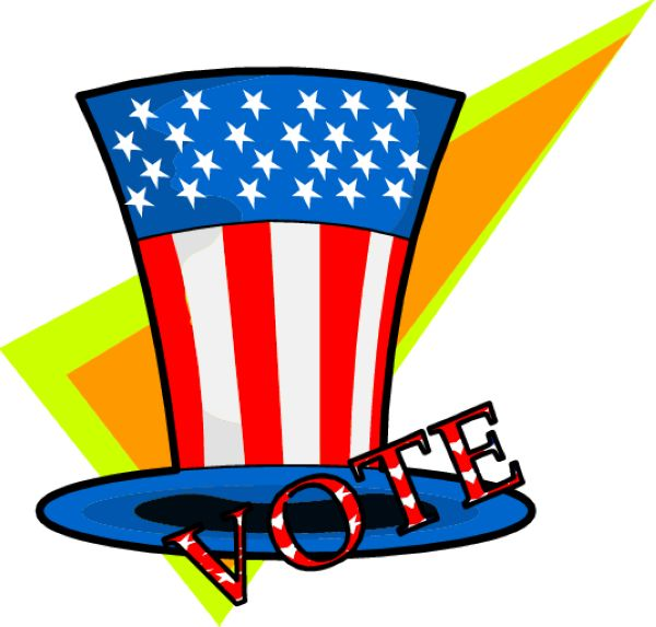 Voting   Vote04   Classroom Clipart