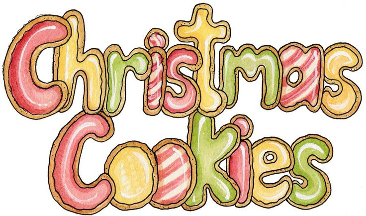 Christmas Treats Clipart - Clipart Suggest